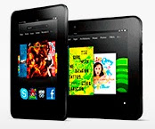 Kindle Fire HD is More than e-Book Reader with Wi-Fi and Stereo Speakers