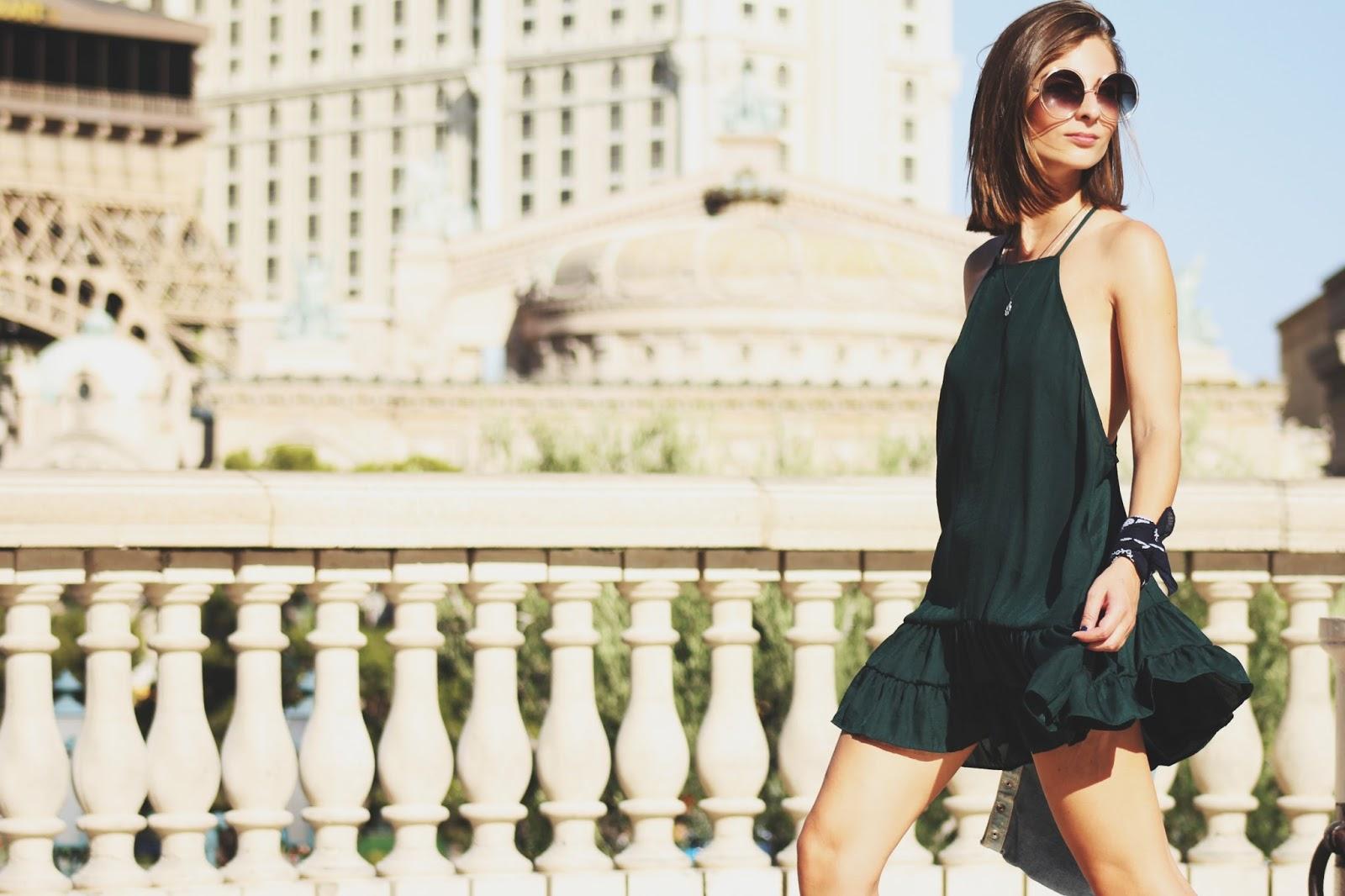 Dress in Las Vegas