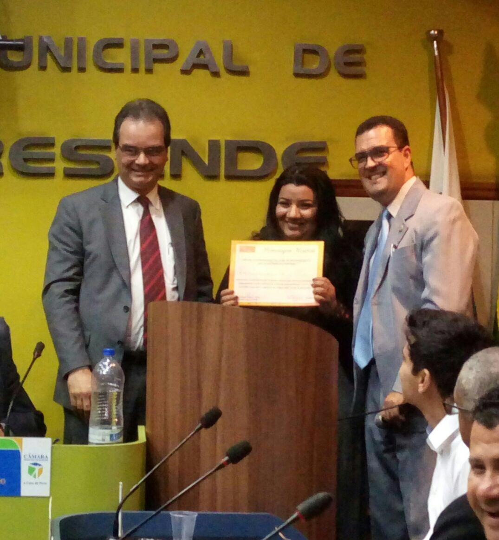 Premio Mulher Influenciadora eclesiástica