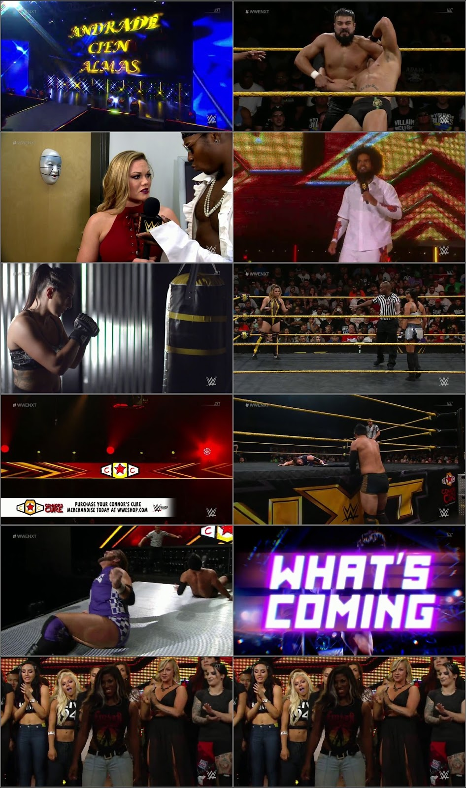 WWE NXT 6 SEPTEMBER 2017 2016 Wrestling Show 200MB Download 480P at freedomcopy.com
