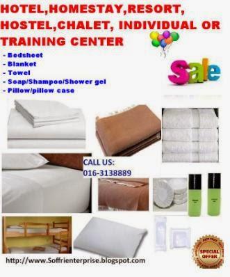 Hotel,Homestay,Asrama, Resort,Chalet dan Pusat Latihan