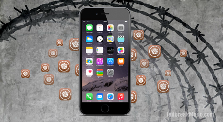 Jailbreak iOS 8 iPhone 6