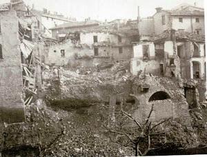 1944-45 I DISASTROSI BOMBARDAMENTI DI PONTE SAN PIETRO