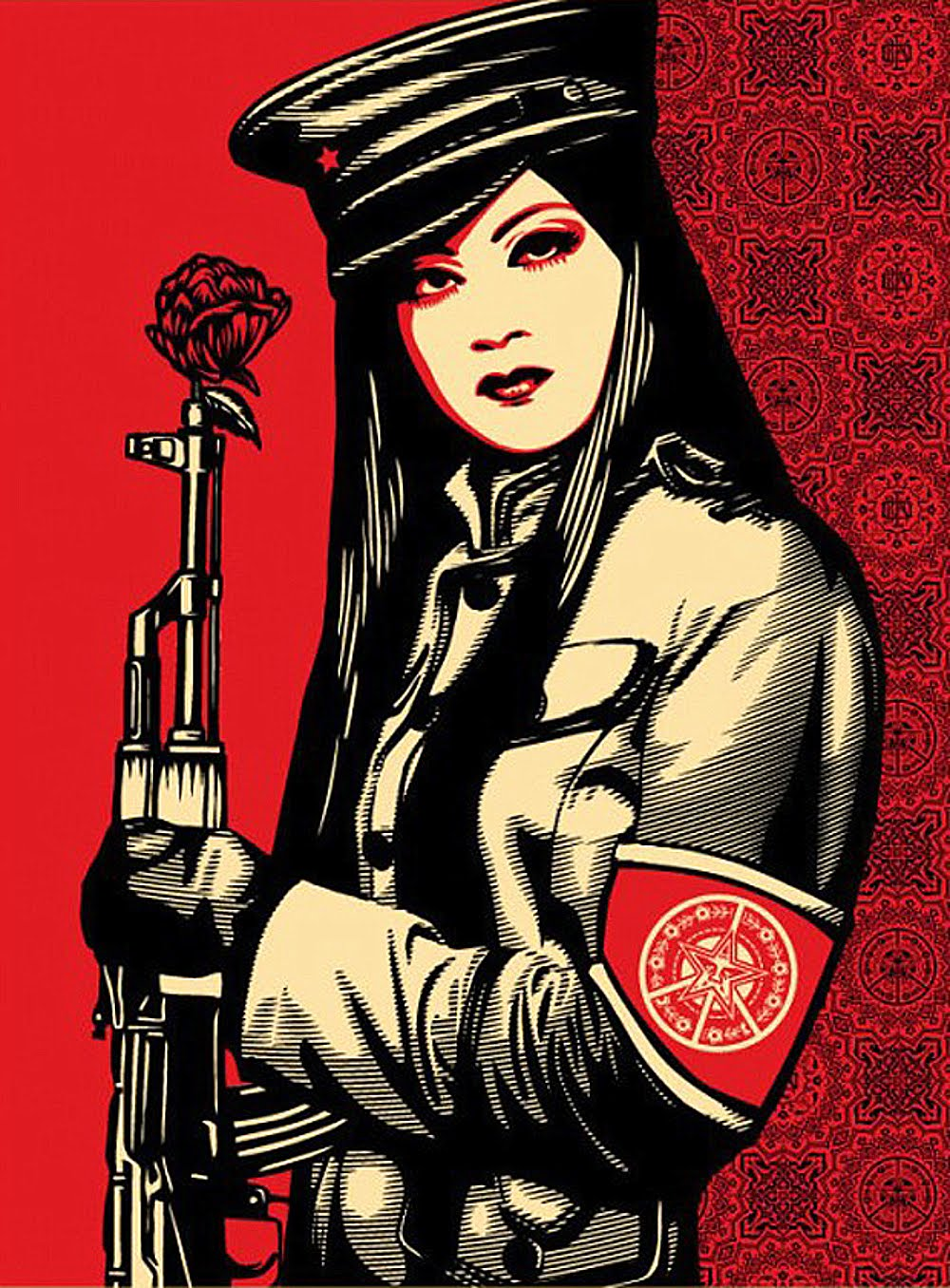 OBEY BY SHEPARD FAIREY...