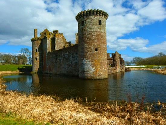 Caerlaverock, Dumfies, Galloway, Natterjack, Visit Scotland