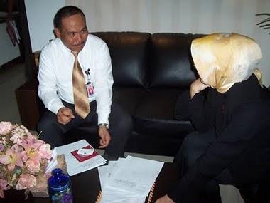 5, Marissa Haque s/d Thn 2011 Masih Berjuang Menjujurkan Keadilan-Membingkai Politik dgn Hukum