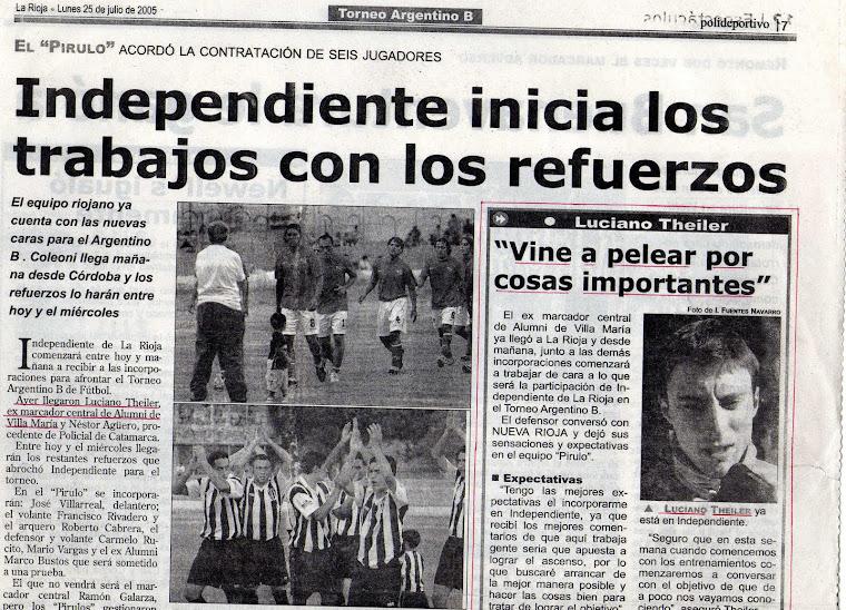NEWSPAPER ARGENTINA