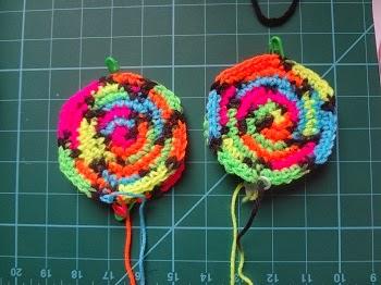 Free Crochet Earmuff Pattern : Niftynnifers Crochet & Crafts: Free Crochet Ear Muffs ...