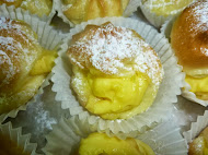 Cream puff ~ sebiji RM 0.80