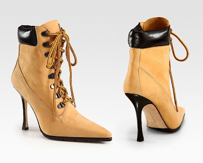 Manolo Blahnik Tim Boot