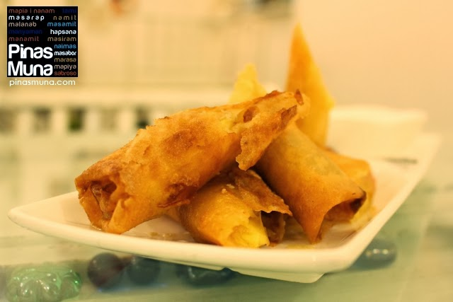 Mikael's Fruity Turon by Cucina ni Bunso