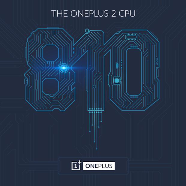 OnePlus 2 Snapdragon 810 SoC