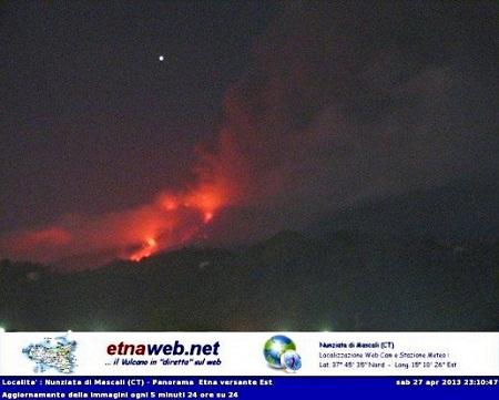 ovni volcan etna