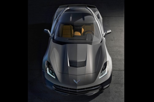2014 Chevrolet Corvette Stingray Coupe Review and Pictures