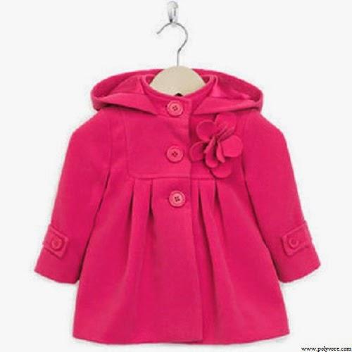 joli Manteau bébé fille