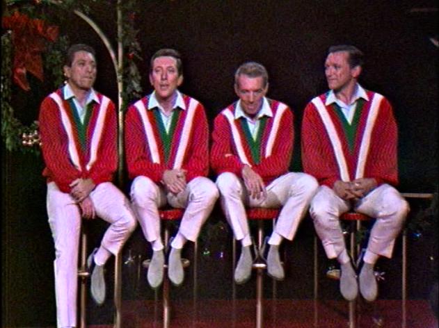 Christmas TV History: Andy Williams Christmas Shows