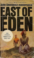 Cover of East of Eden by John Steinbeck