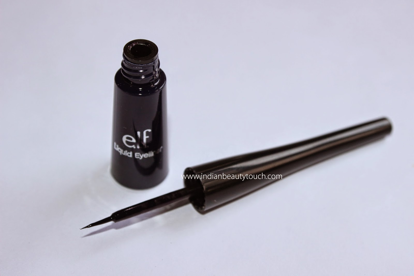 E.l.f. Essential Liquid Eyeliner Review in Midnight