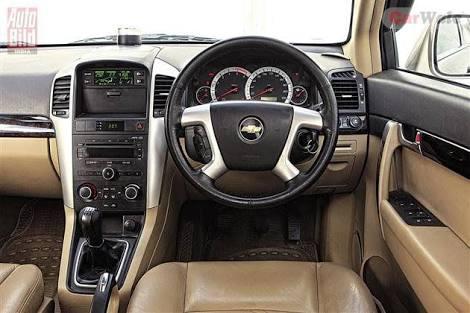 Chevrolet Opel Perbandingan Blazer Captiva Kelebihan Dan Kekurangan