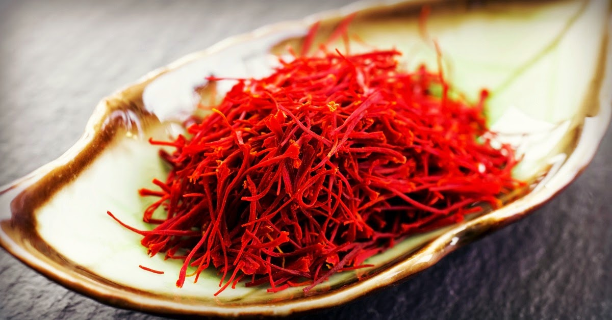 Saffron has both antidepressant and antianxiety effects ...