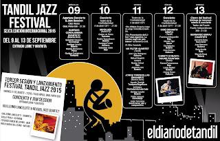Esta semana comienza el Festival Tandil Jazz / stereojazz