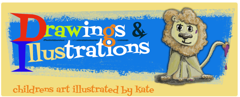 Children's Illustrator Kate
