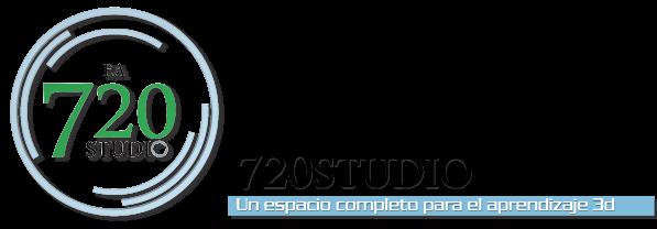 720STUDIO │Un espacio completo para el aprendizaje 3d