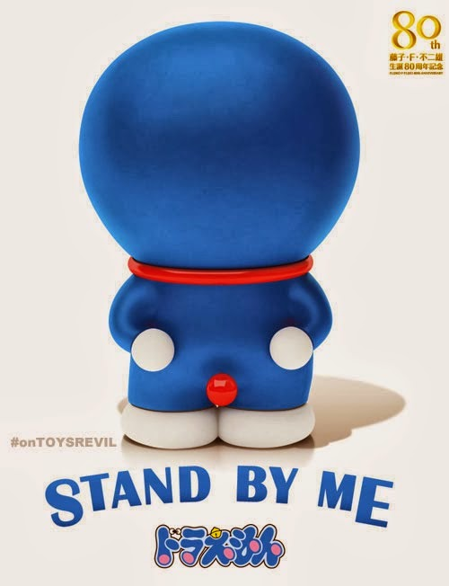 Doraemon 3D Stand By Me Film Animasi Terbaru 2014
