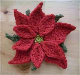 Flores a crochet knitting gallery - Como hacer flores de ganchillo ...