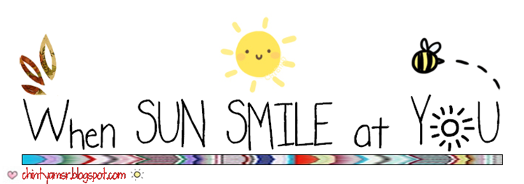 sun smile at you