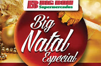 Promoção Big Natal Big Bom Supermercados
