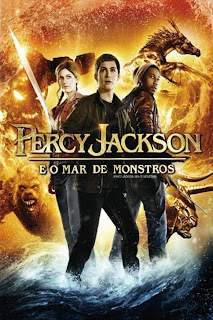Percy Jackson e O Mar de Monstros - DVDRip Dual Áudio