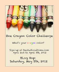 One Crayon Color Challenge