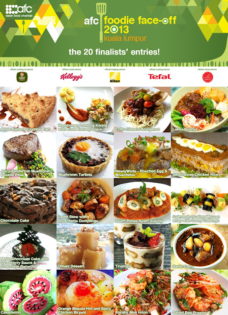 Top 20 dishes selected the asian food channel first cook off in the asian food channel part of the scripps networks family of lifestyle networks and asias first and only 24 hour regional food and lifestyle channel forumfinder Gallery