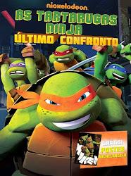 Baixe imagem de As Tartarugas Ninja: Último Confronto (Dublado) sem Torrent