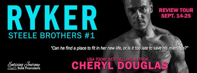 Review Tour: Ryker by Cheryl Douglas