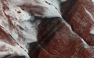 FROSTY MARS