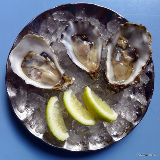 shucked oyster bars