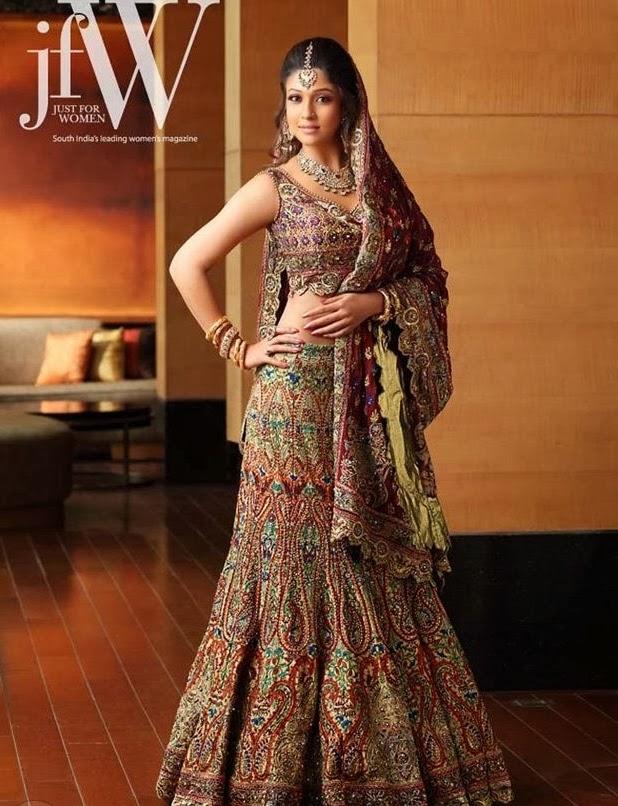 nayanthara jfw magazine photoshoot hd stills   indian actress