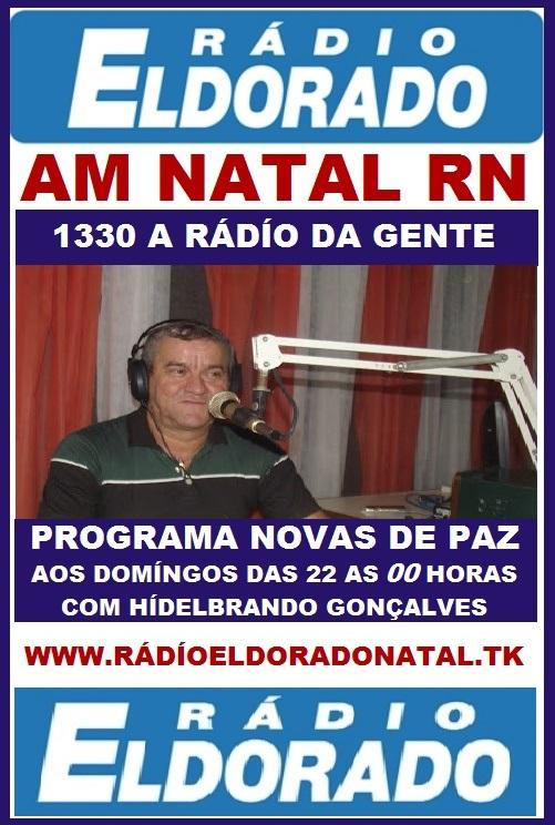 RÁDIO ELDORADO AM 1330 NATAL RN