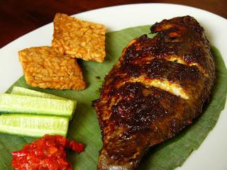 Resep Masakan Ikan Panggang Kecap