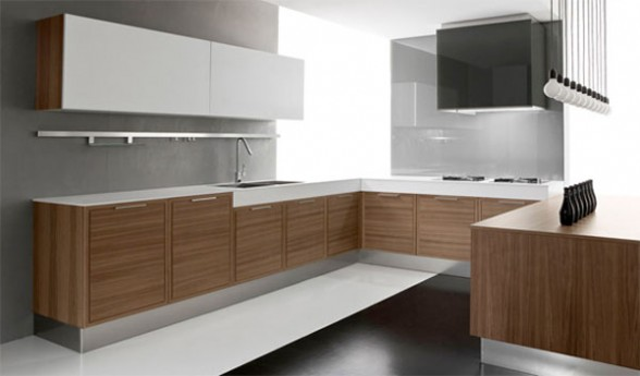 Class-X Innovative Kitchen by Moretuzzo