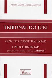 Livro Tribunal do Júri