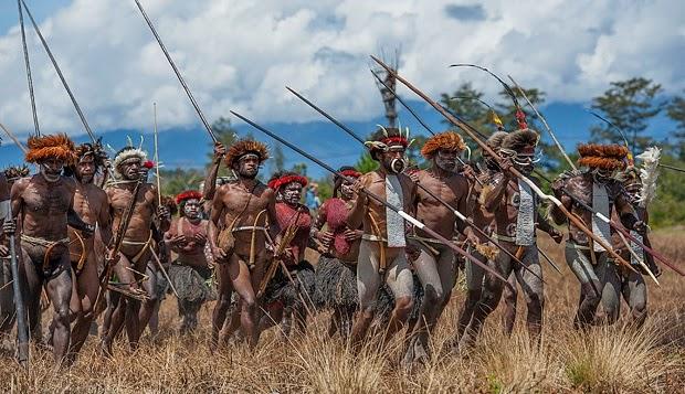 Suku Dani Di Papua