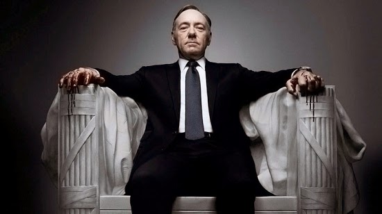 Same Day US Telecast of House of Cards Season 3 on RTL CBS Entertainment HD