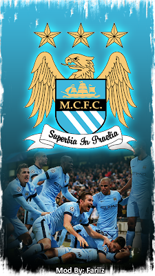 BBM Mod Manchester City Lastest Version  2.9.0.45 - 2.9.0.49