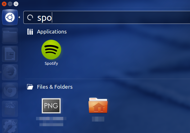 how to go to spotify following