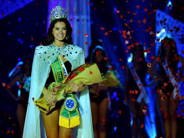 Miss Universe Brazil 2012 Gabriela Markus