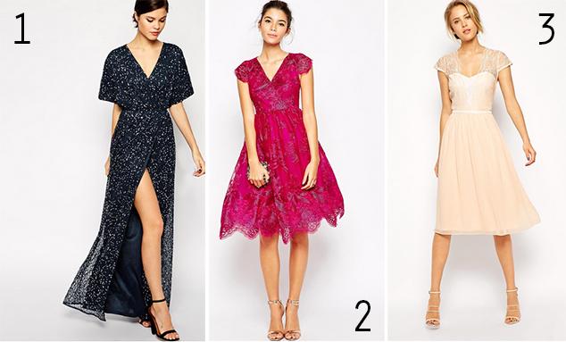 Comprar vestidos de boda para invitadas