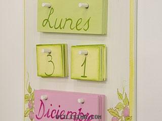 Mis manualidades y mas septiembre 2011 for Calendario manualidades